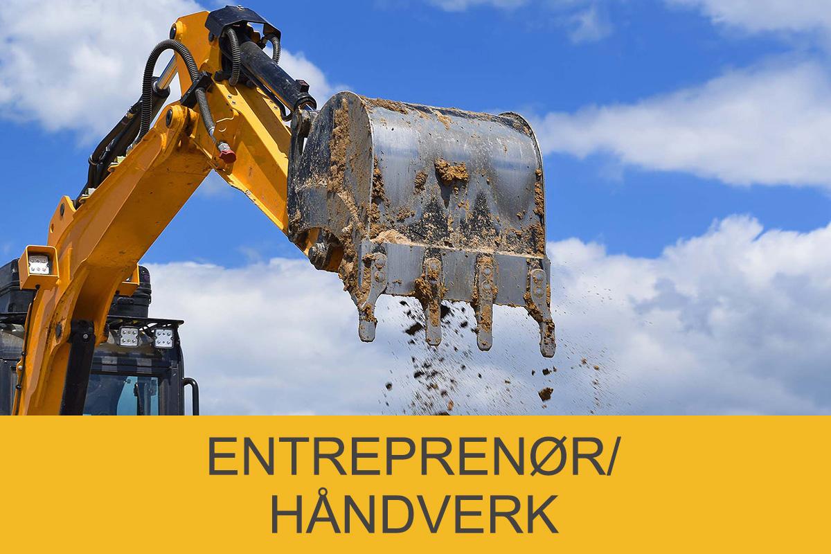 Entreprenør/Håndverk